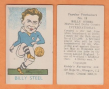 Scotland Billy Steel Greenock Morton